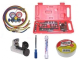 Various tools & Spare parts