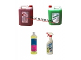 Air conditioner cleaners