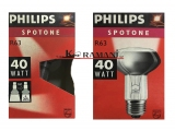 Λάμπα Philips Spotone E27 R63 40Watt